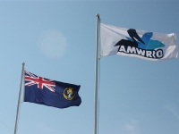 South Australian &amp; AMWRRO Flags