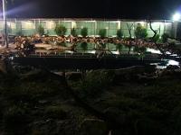 AMWRRO facility at night